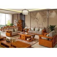 汉唐盛世新中式沙发BK-716#