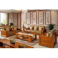 汉唐盛世新中式沙发BK-809#