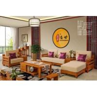 汉唐盛世新中式沙发BK-703#