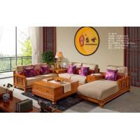 汉唐盛世新中式沙发HT-803#