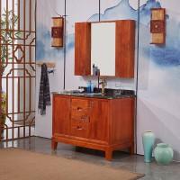 昱特卫浴中式浴室柜6053