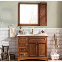 昱特卫浴美式浴室柜5008