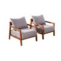 可可木语北欧全屋系列休闲椅:1808#
