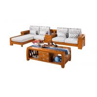 可可木语现代中式系列沙发:608#