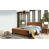 可可木语金丝檀木系列床:H902#