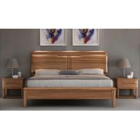 可可木语金丝檀木系列床:H905#