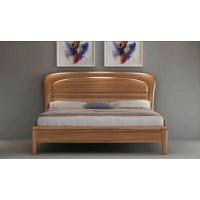可可木语金丝檀木系列床:H906#