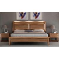 可可木语金丝檀木系列床:H907#
