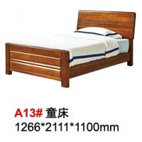 天伦雅乐胡桃木A13#童床