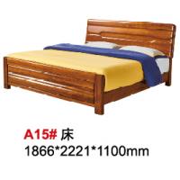 天伦雅乐胡桃木A15#床