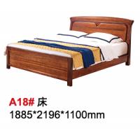 天伦雅乐胡桃木A18#床