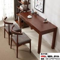 福荣康北欧实木书桌05