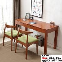 福荣康北欧实木书桌07
