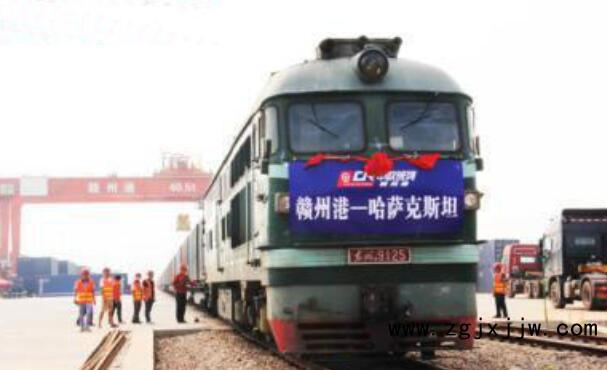 赣州港,架起了联通世界的新通道新平台