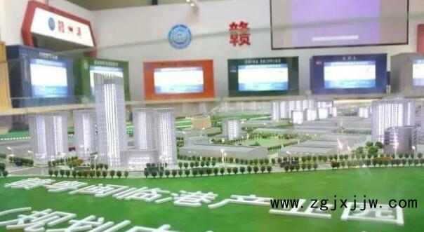 南康区目前正在高标准打造临港经济区