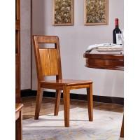 谁最美新德式金丝檀木餐椅8505#
