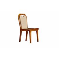 谁最美新德式金丝檀木餐椅8508#