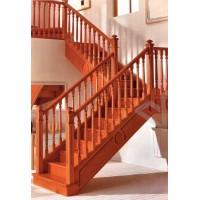 兴达实木楼梯XD-010