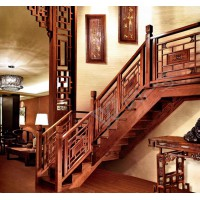 兴达实木楼梯XD-015