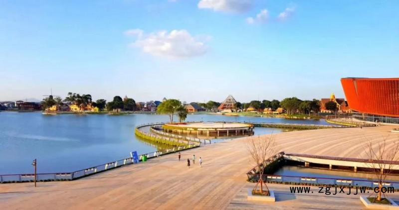 南康家居小镇被评为江西省工业旅游示范基地