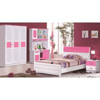 富利雅青少年彩色实木套房202#(粉红、浅绿、灰色、天蓝)