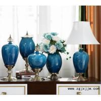 尚悦软装摆件饰品:陶瓷花瓶