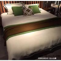 尚悦软装床上饰品2
