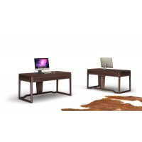 意式风范系列家具:书桌HJ-01