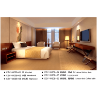 鑫适意酒店家具:高级客房系列8