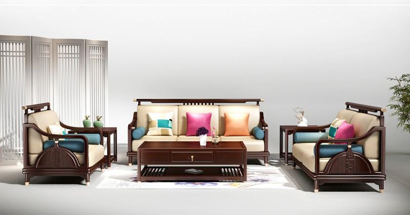 卫府里新中式沙发01