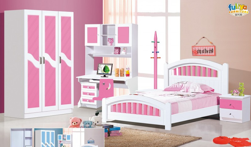 富利雅青少年儿童家具产品