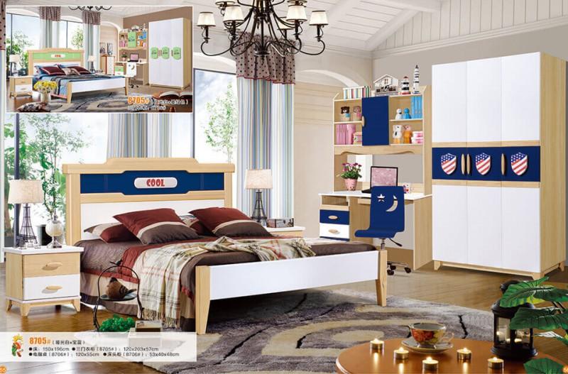 富利雅青少年儿童家具产品3