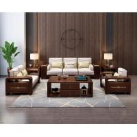 今晨至家轻奢新中式沙发105#(1+2+3)