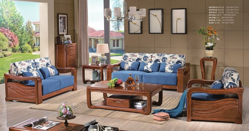 尚品居系列1+2+3沙发6SF001