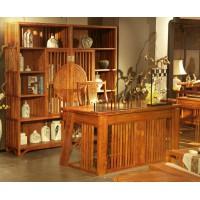 诗意东方新中式红木:文宋书桌
