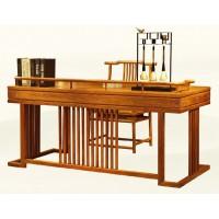 诗意东方新中式红木:才高八斗书桌