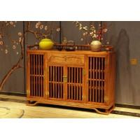 诗意东方新中式红木:出人头地餐边柜