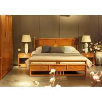 诗意东方新中式红木:君和大床