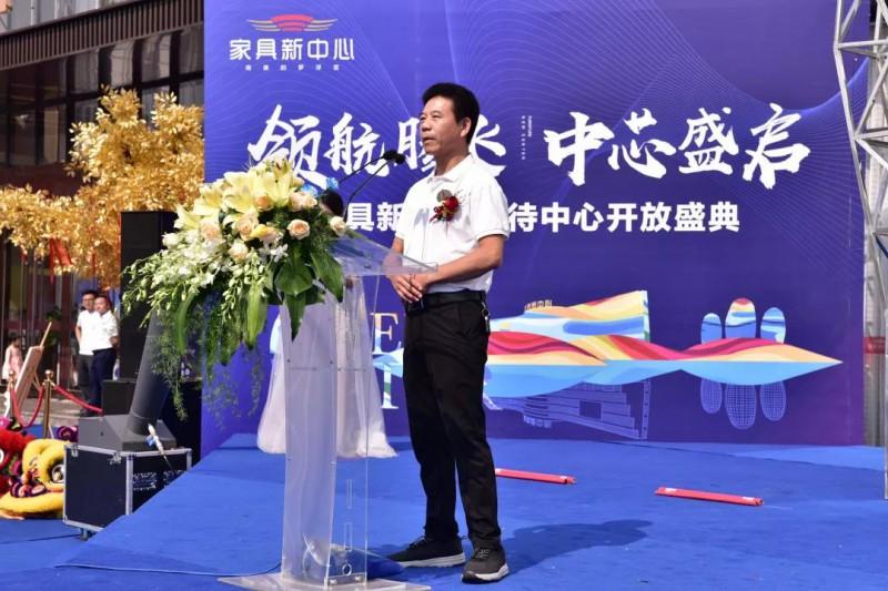 南康家具协会秘书长刘桂林