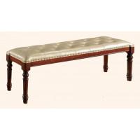 浩楠宜家简美系列家具:床尾凳
