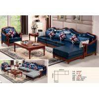 浩楠宜家简美系列家具:沙发A019#