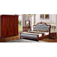 浩楠宜家简美系列家具:床989#(软包)套房