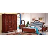 浩楠宜家简美系列家具:床988#(软包)套房