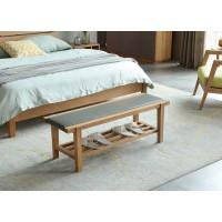 当代青年家具:床尾凳BS9381