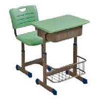 万昌家具:单人位学生课桌W-51#