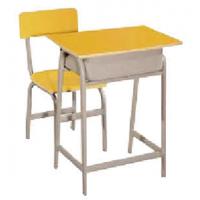 万昌家具:单人位学生课桌W-48#