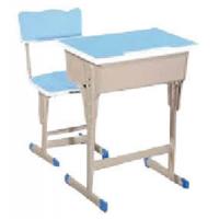 万昌家具:单人位学生课桌W-47#