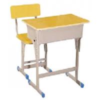 万昌家具:单人位学生课桌W-46#