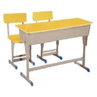 万昌家具:双人位学生课桌W-45#