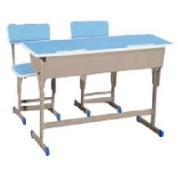 万昌家具:双人位学生课桌W-41#